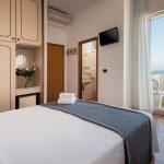 Hotel a Martinsicuro con camere fronte mare