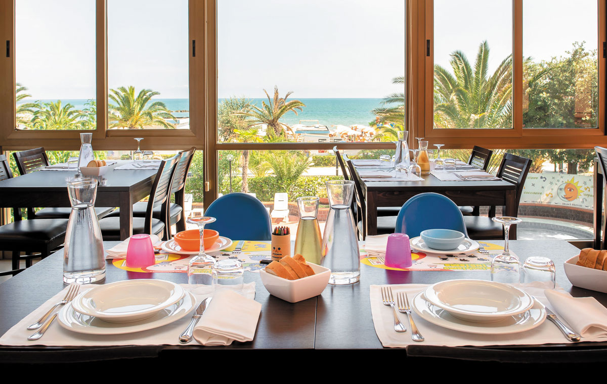 Hotel in Abruzzo con cucina tipica