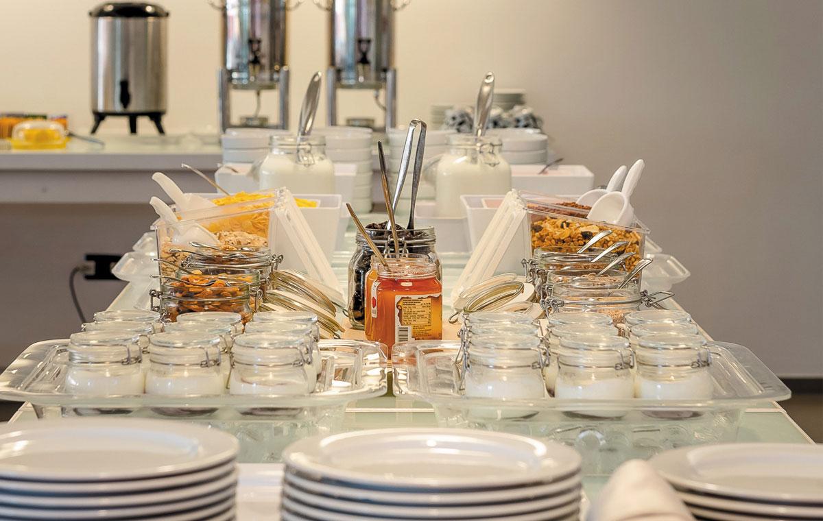 Hotel in Abruzzo con colazione buffet
