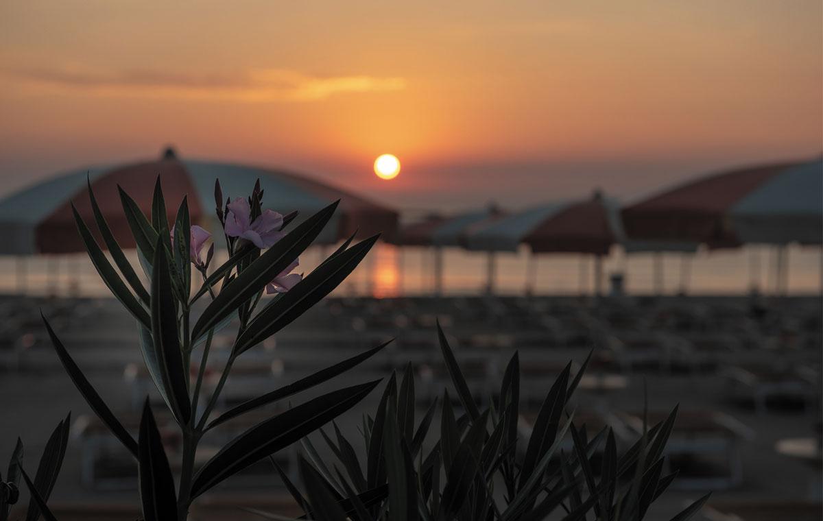 Hotel con spiaggia privata a Martinsicuro