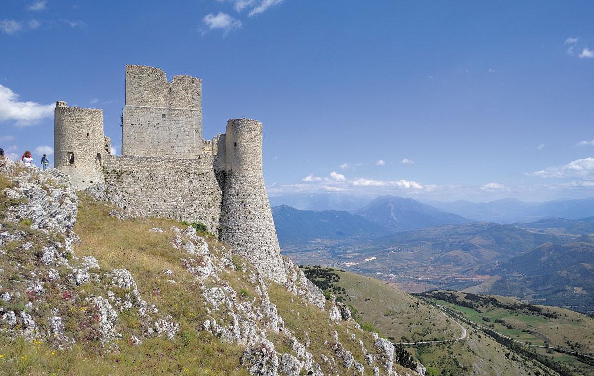 visitare l'Abruzzo