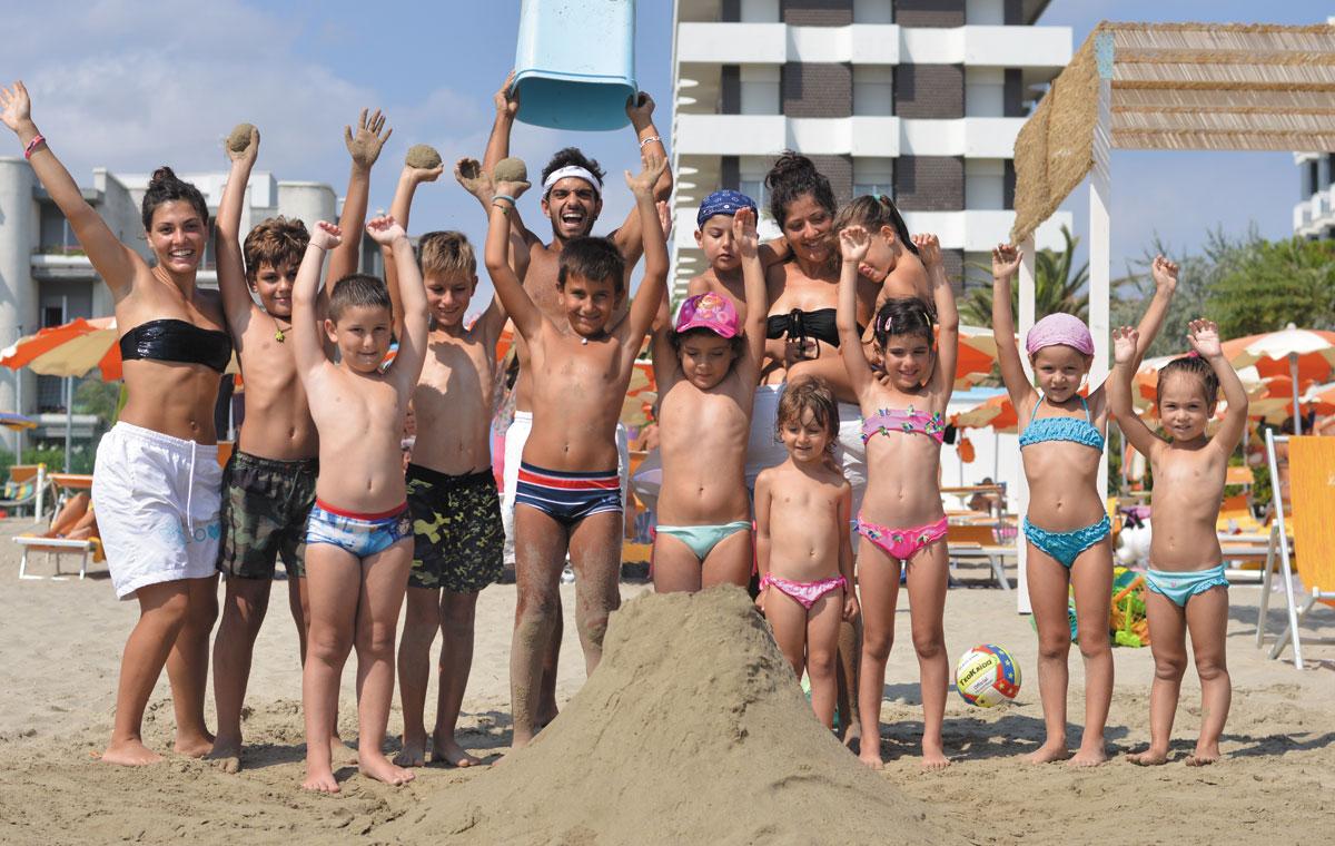 Hotel per bambini in Abruzzo